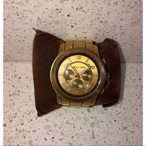Michael Kors Bronze Boyfriend Watch